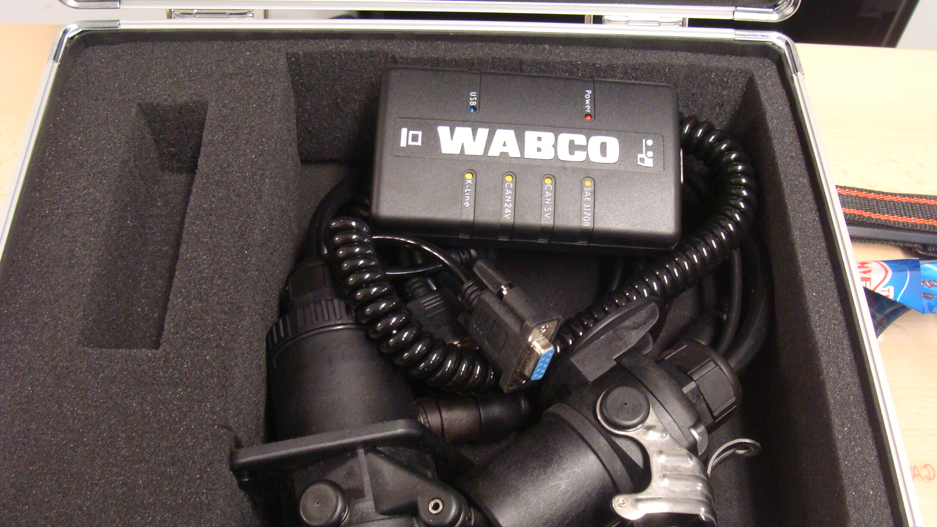 Wabco Truck and Trailer Kit